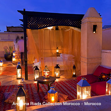 Angsana Riads Collection Marrakech Morocco